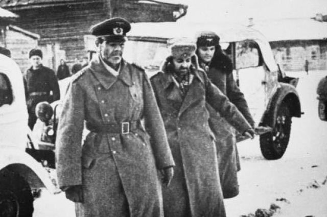 ВВолгограде впервый раз представят рассекреченное дело пленного гитлеровского фельдмаршала Паулюса