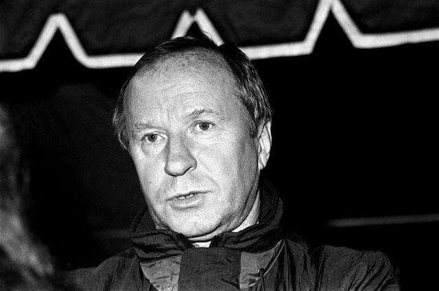 Павел Садырин.