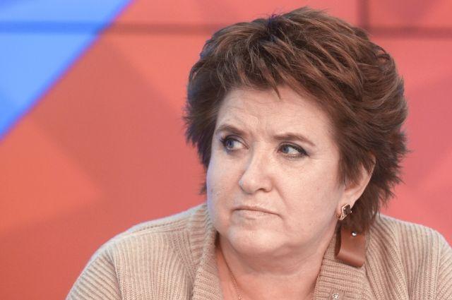 Сенатором Совета Федерации отУдмуртии стала Любовь Глебова