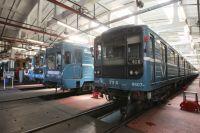 В Петербурге идет активное строительство новых станций метро.
