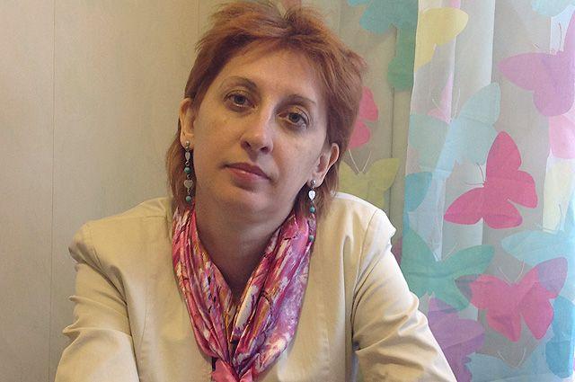 Елена Бабичева.