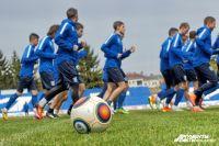 Калининградская «Балтика» выбирает талисман команды.