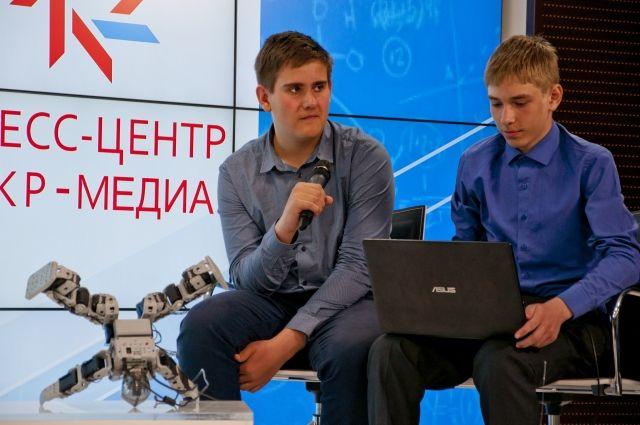 Омские школьники смогут заниматься в технопарке уже в следующем учебном году.