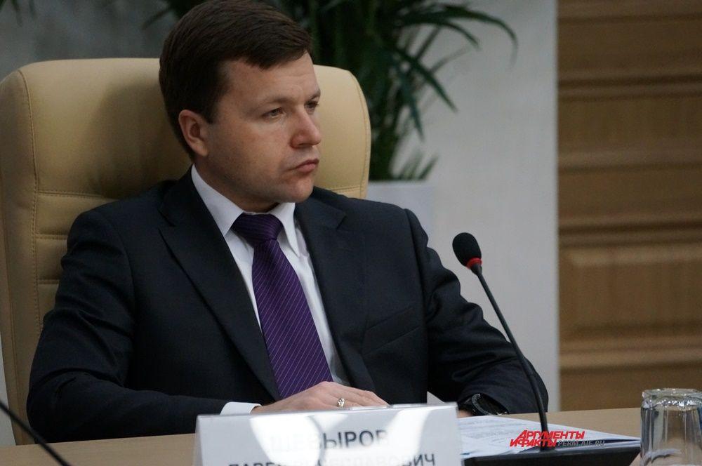 Павел Шевыров – министр информационного развития и связи Пермского края.