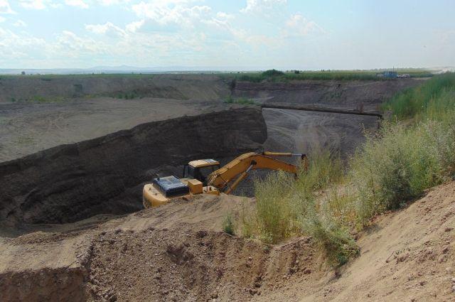 Собственник уничтожил половину гектара плодородной земли.