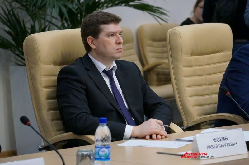 Павел Фокин – министр социального развития Пермского края.