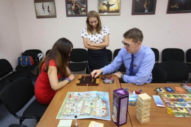 Молодежный центр Иркутска.