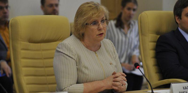 Раиса Кассина – министр образования и науки Пермского края.