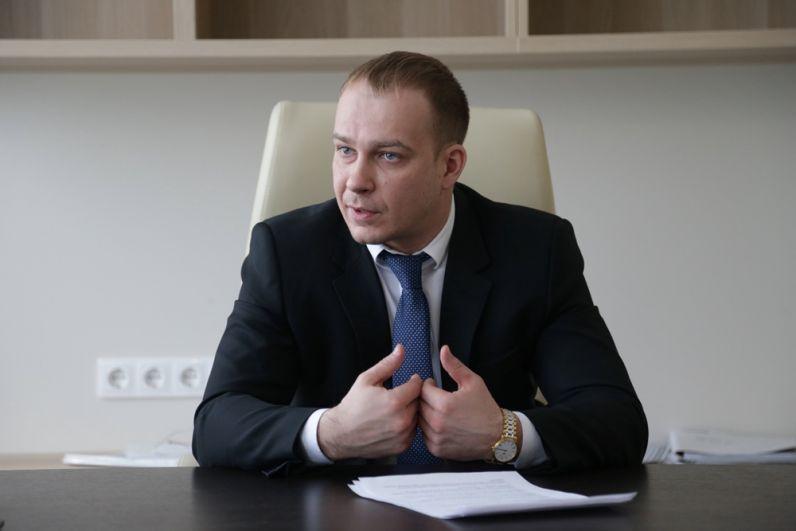 Антон Удальёв – зампредседателя Правительства - руководитель Региональной службы по тарифам Пермского края.