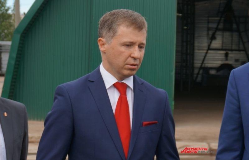 Дмитрий Килейко – и.о. министра природных ресурсов, лесного хозяйства и экологии края.