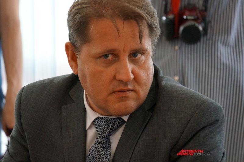 Александр Козюков – министр сельского хозяйства Пермского края.