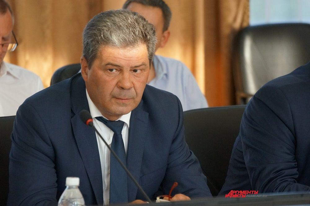 Роман Кокшаров, первый заместитель председателя Правительства, будет курировать Минприроды и инспекцию по экологии.