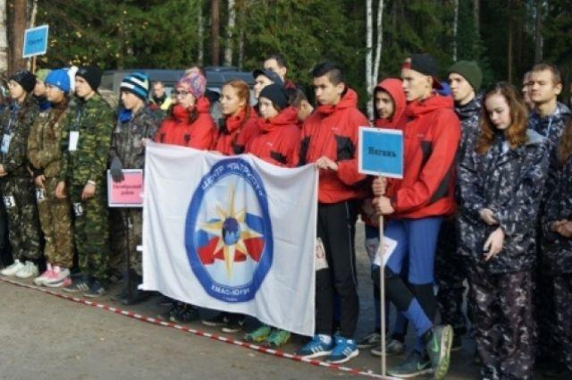Юные спасатели Ноябрьска представят Ямал на межрегиональном конкурсе Школы безопасности