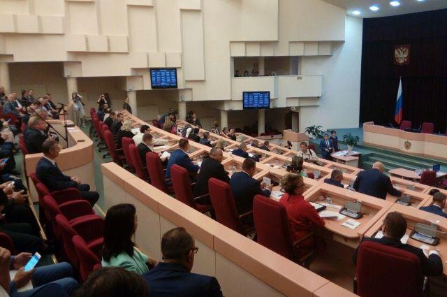 Новый состав Саратовской облдумы выбрал глав комитетов исенатора вСовет Федерации