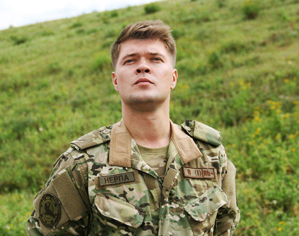 Антон Гуляев (Василий Ионов с позывным «Кот»)