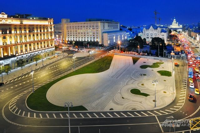Из прошлого в будущее. Что и где обновили в Москве по программе «Моя улица»