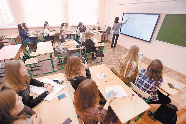 Мелу пора на пенсию. В 2018-м все школы Москвы ждёт техническое обновление