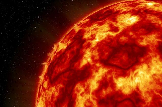 До поверхности Земли доходит небольшая часть энергии Солнца.