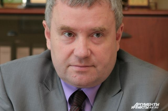 Сергей Восковщук покидает администрацию Неманского округа.