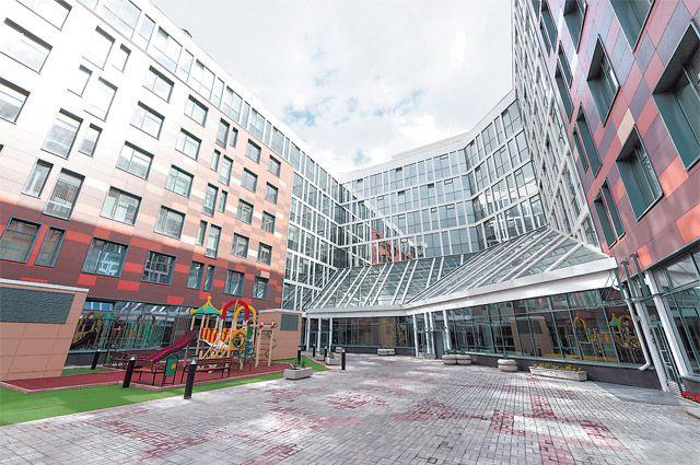 В новом корпусе есть первое в столице отделение экстренной детской кардиохирургии.