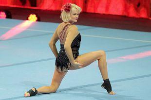 Светлана Хоркина покажет спортивную преемственность на гимнастическом ковре.
