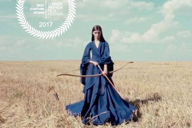 Украинский фильм получил награду нафестивале London Fashion Film Festival