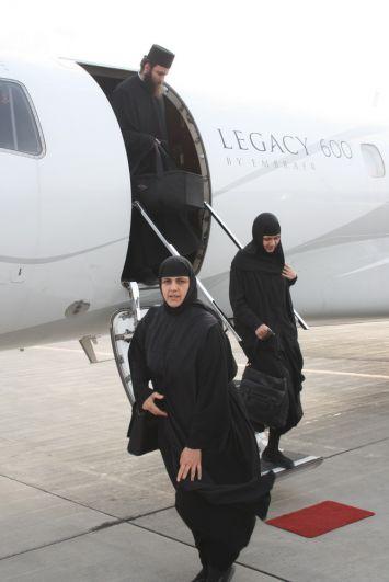 Монахини из Салоников