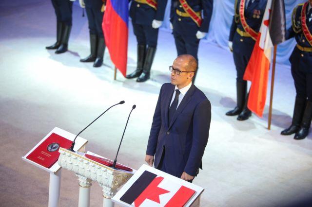Верно служить народу пообещал новый руководитель региона.