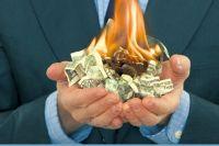 Банкротство американской компании