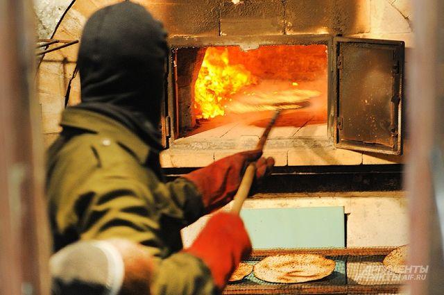 В Красноярске более 13 тысяч печей в частном секторе.