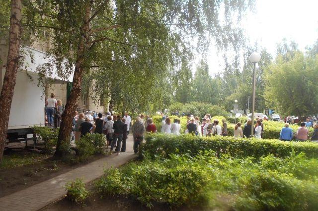 При взрыве газа наДемьяна Бедного вПетербурге пострадал мужчина