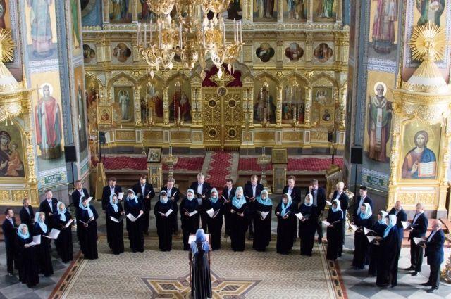 Дни духовной музыки вСатке