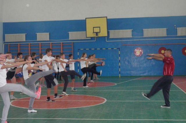 ВУльяновской области 8-классник потерял сознание нафизкультуре