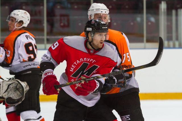 «Металлург» завершил серию домашних игр ВХЛ успешно.