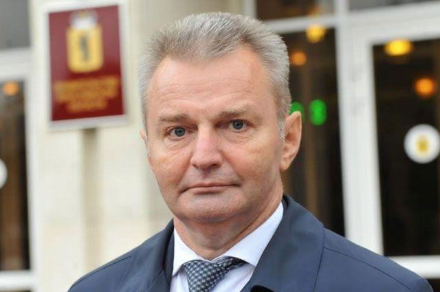 Игорь Каграманян стал сенатором Совфеда отЯрославской обл