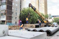 Этим летом энергетики заменили в Перми более 14 км магистральных и 8,2 км распределительных теплосетей.