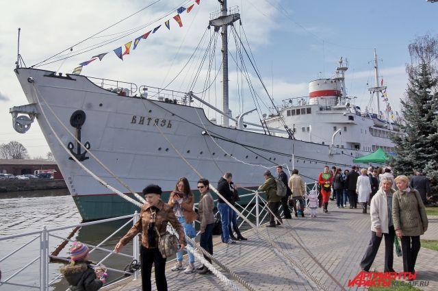 Полтора миллиона туристов ждут в Калининградской области к концу 2017 года.