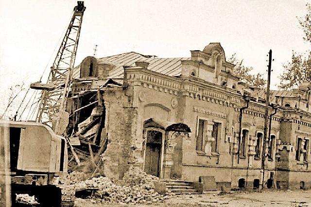 Главный архивист Свердловской области предложил восстановить Ипатьевский дом