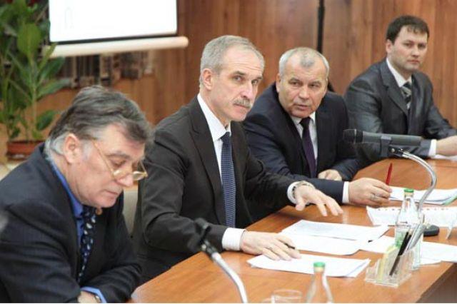 Сергей Морозов и Николай Горшенин в Димитровграде собирались навести порядок, видимо, перенесут свои усилия на Тереньгу.