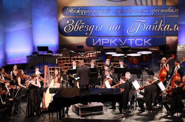 Импровизация и сюрпризы - тоже отличительная черта музыкального фестиваля в Иркутске.