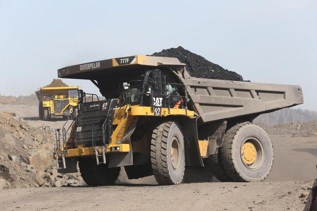 На шахте «Распадская-Коксовая» начали добывать уголь открытым способом.