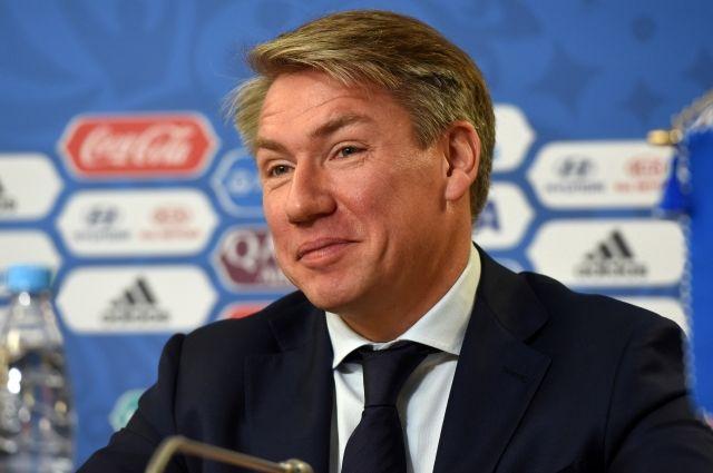 Инфантино поздравил Сорокина сизбранием всовет ФИФА