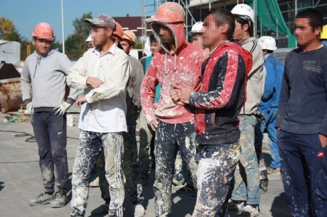 Большинство нелегальных мигрантов прибывают в Эстонию из РФ.