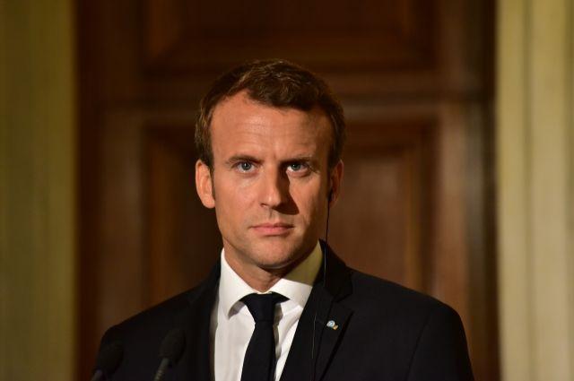Посол Франции: Макрон будет рад посетить Россию