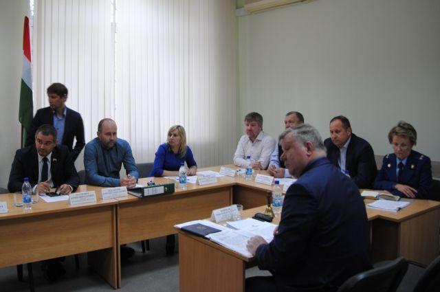 Народные избранники Краснокамского района утвердили напост руководителя Виктора Соколова