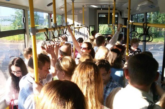 Около 10-ти автобусных маршрутов может быть отменено вПетрозаводске