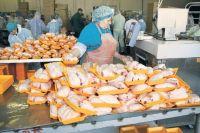 Продукция местных птицефабрик пользуется высоким спросом.