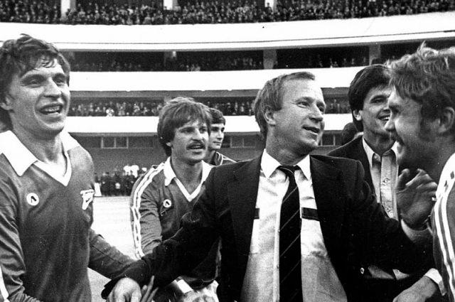 Настоящим символом клуба Садырин стал в качестве тренера.