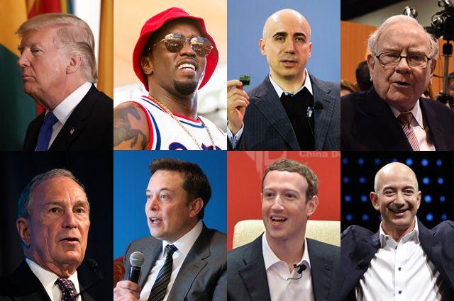 Величайшие бизнес-умы современности по версии Forbes