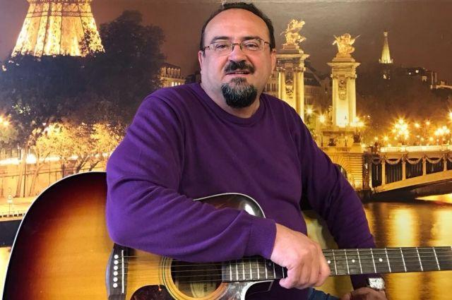 Юрий Королёв: концерты для близких и знакомых - моя отдушина.